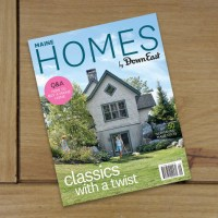 Introducing Maine Homes by Down East Magazine