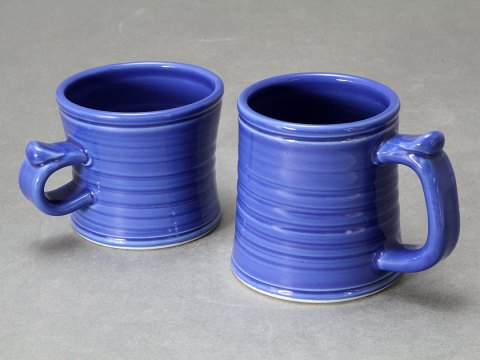 Mug | Tankard Group — Blue Celadon Glaze