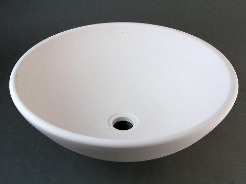 Bisque Vessel Bath Sink