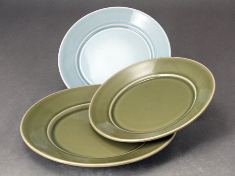 Celadon Glazed Duo Style Dinnerware