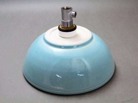 Porcelain Vessel Sink — Sky Blue Celadon