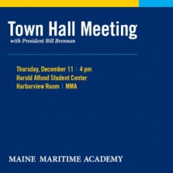 town hall meeting invite email center mma maritime maine academy event