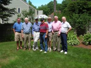 POW gathering in 2007.