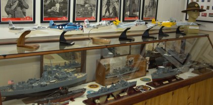 Airplane and Ship Models