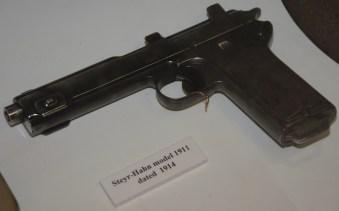 Steyr-Hahn Model 1911 Pistol