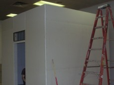 Cell 5 nearing completion.
