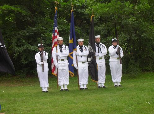 Navy Honor Guard