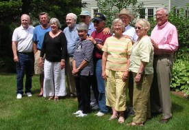 POW gathering in 2007 (with wives).