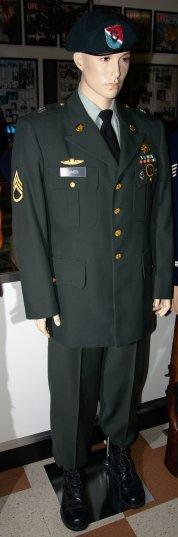 Staff Sergeant Damon - US Army.