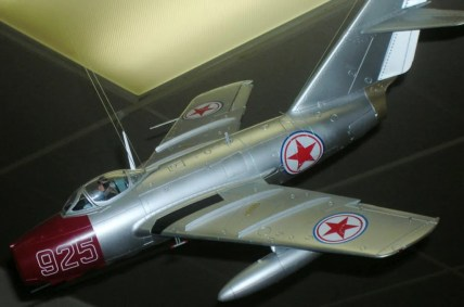 MIG-15 during the Korean War