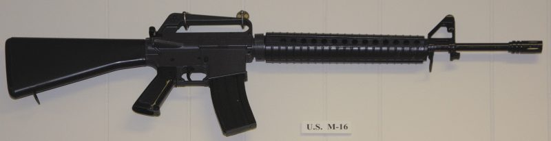 United States M-16 Rifle