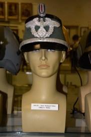 World War II Nazi National Police officer's shako
