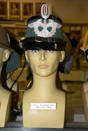 World War II Nazi National Police enlisted man's shako