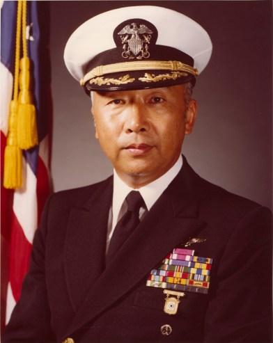 Capt Gordon Nakagawa USN