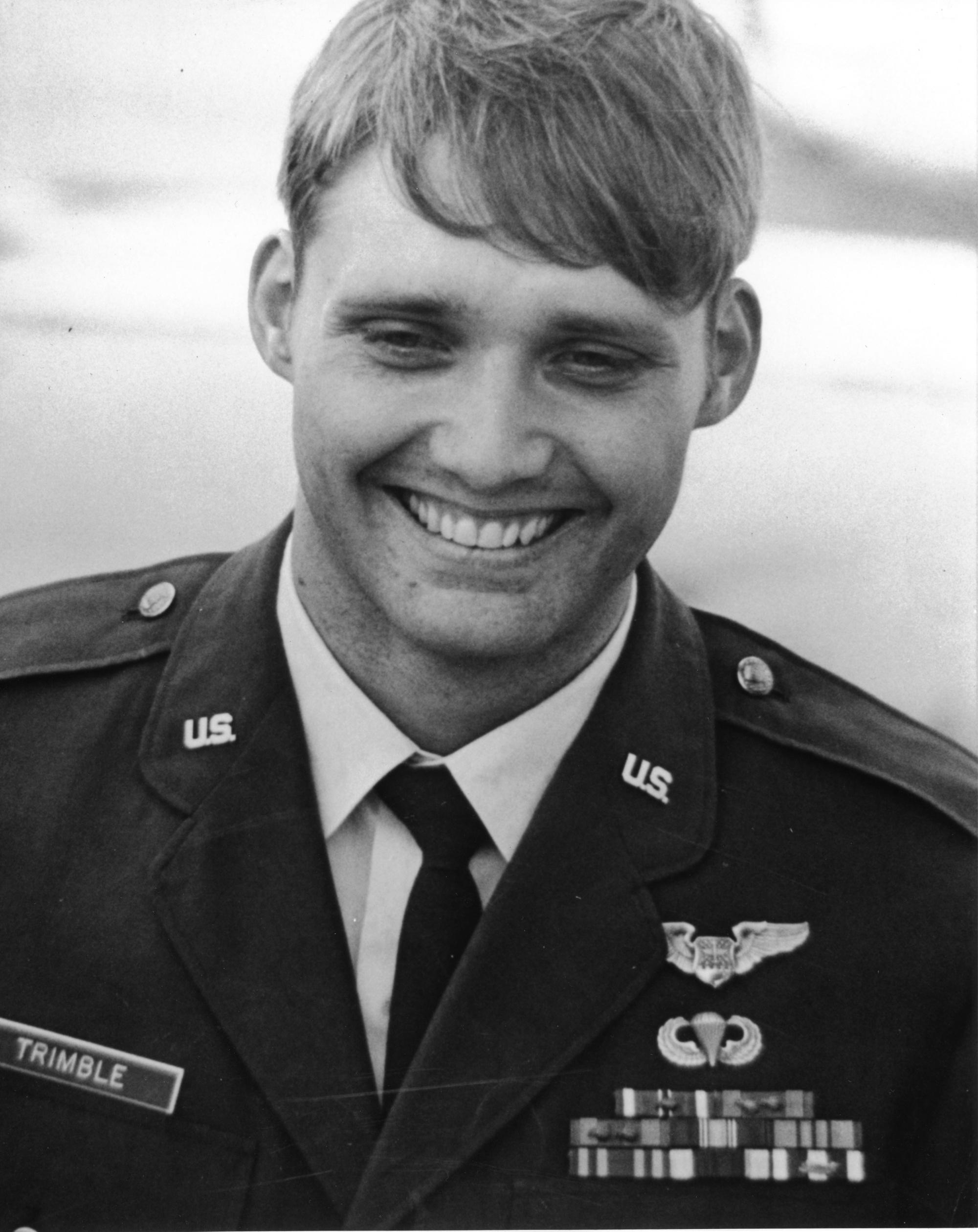 Lt Col Jack Trimble