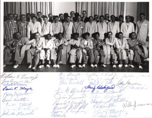 POWs at Clark Air Base March 1973