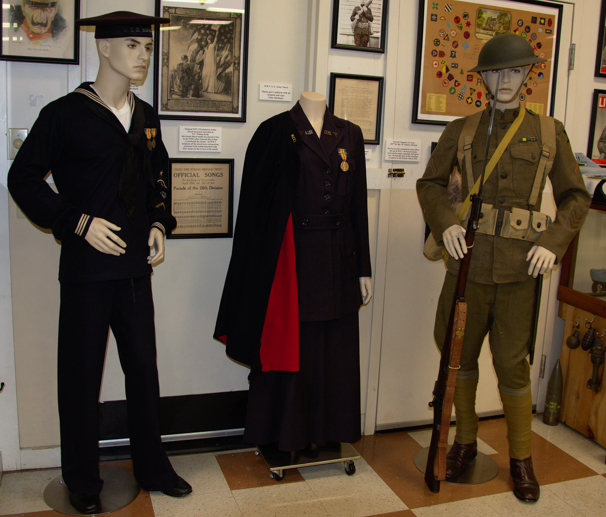 World War I Uniforms