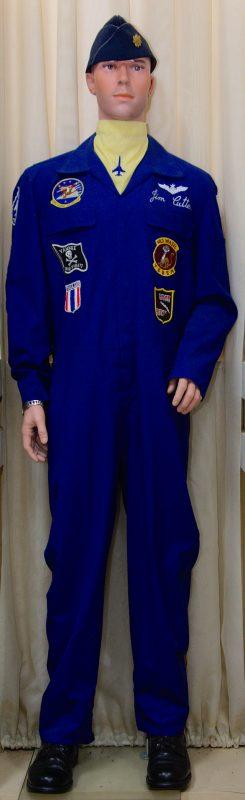 Capt. J. D. Cutter, USAF