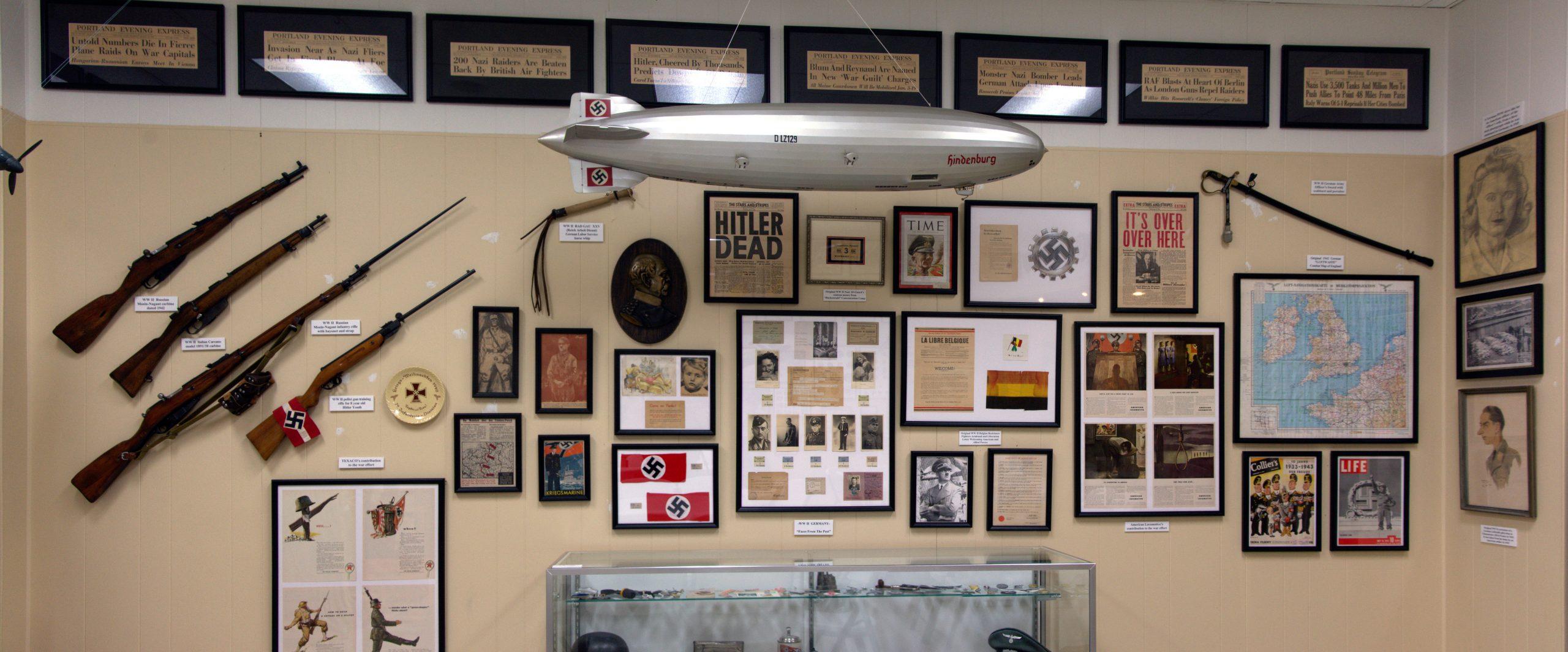 WWII Nazi Artifacts