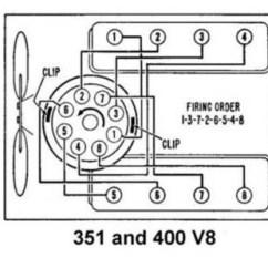 1972 Chevelle Wiring Diagram Pupil Size Firingorder351-400 | Maine Mustang