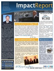 June 2013 Impact Report
