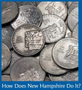 How Does New Hampshire Do It? An Analysis of Spending and Revenues in the Absence of a Broad-based Income or Sales Tax