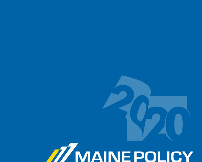 Maine By The Numbers 2020