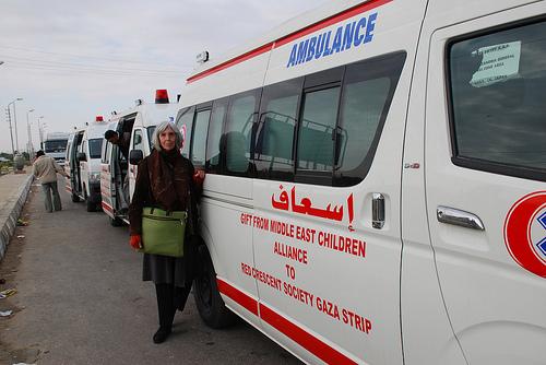 Barbara Lubin Ambulance