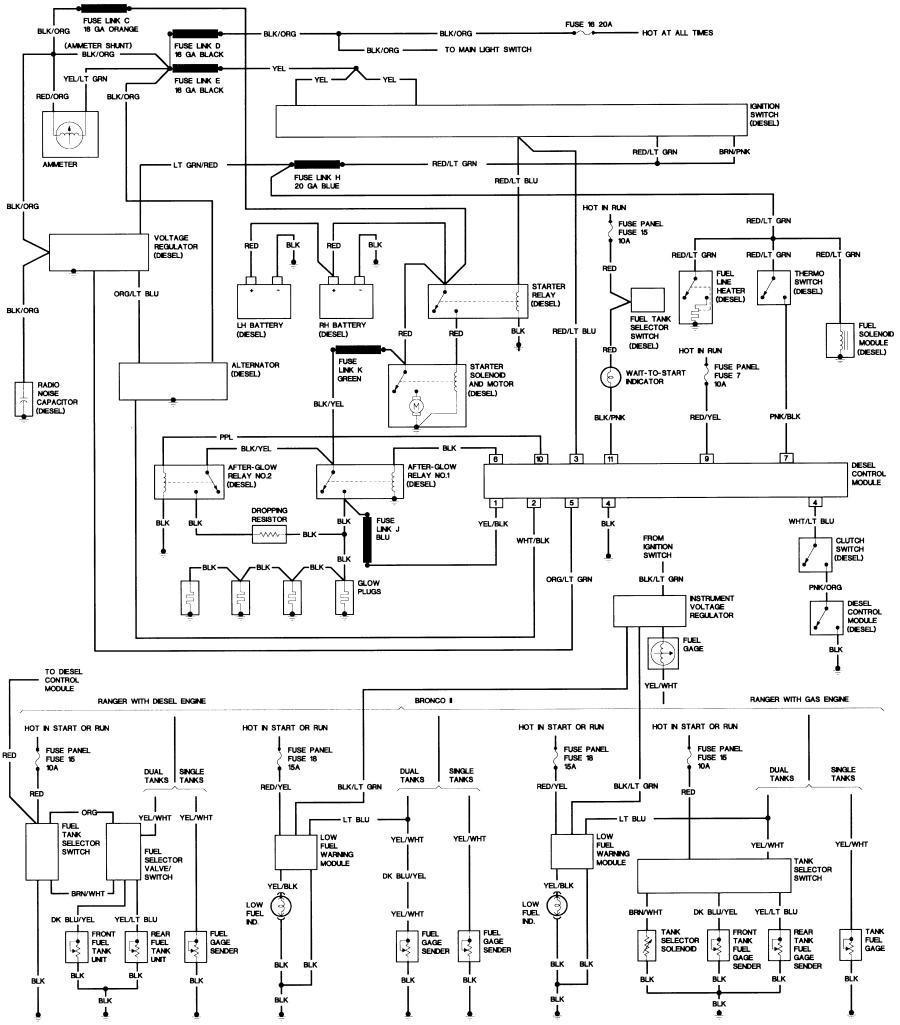 2000 Ford F150 Wiring Diagram