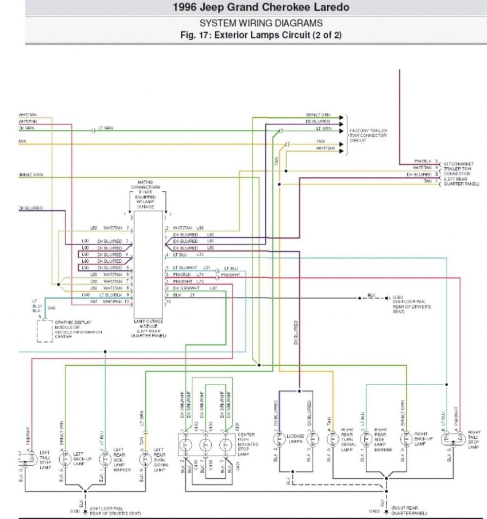 medium resolution of 2002 jeep wrangler fog light wiring diagram solutions