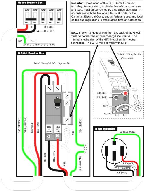 small resolution of gfci breaker wiring diagram elegant gfi troubleshooting gallery free rh thespartanchronicle electric breaker box wiring diagram 240v plug