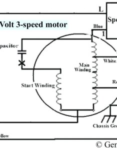 Ac fan motor wiring diagramhunter speed switch diagram best library also capacitor type control online rh kaspars