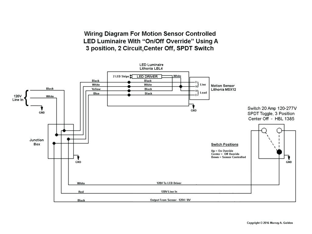 hpm switch wiring diagram cat6 lan cable 3 way motion sensor new