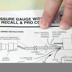 Autometer Air Fuel Gauge Wiring Diagram Earthworm Digestive System Volt Image