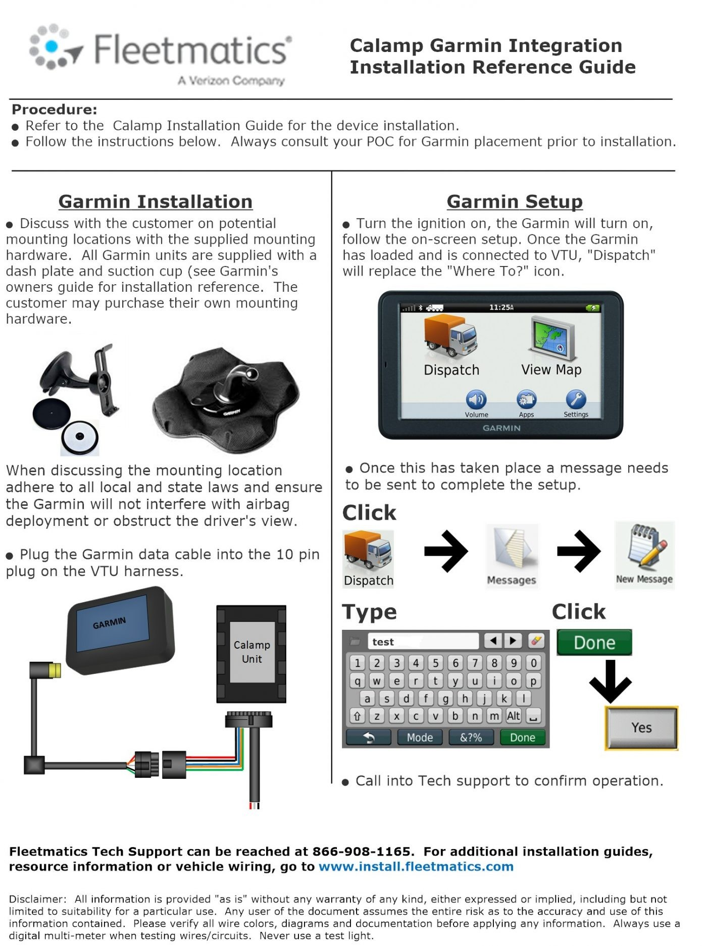 hight resolution of calamp guides install fleetmatics garmin gps wiring diagram schematic physical layout drawing 1400