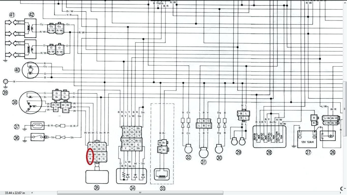 Honda Cb 750 Wiring Diagram : Honda Cb750 Bobber Wiring