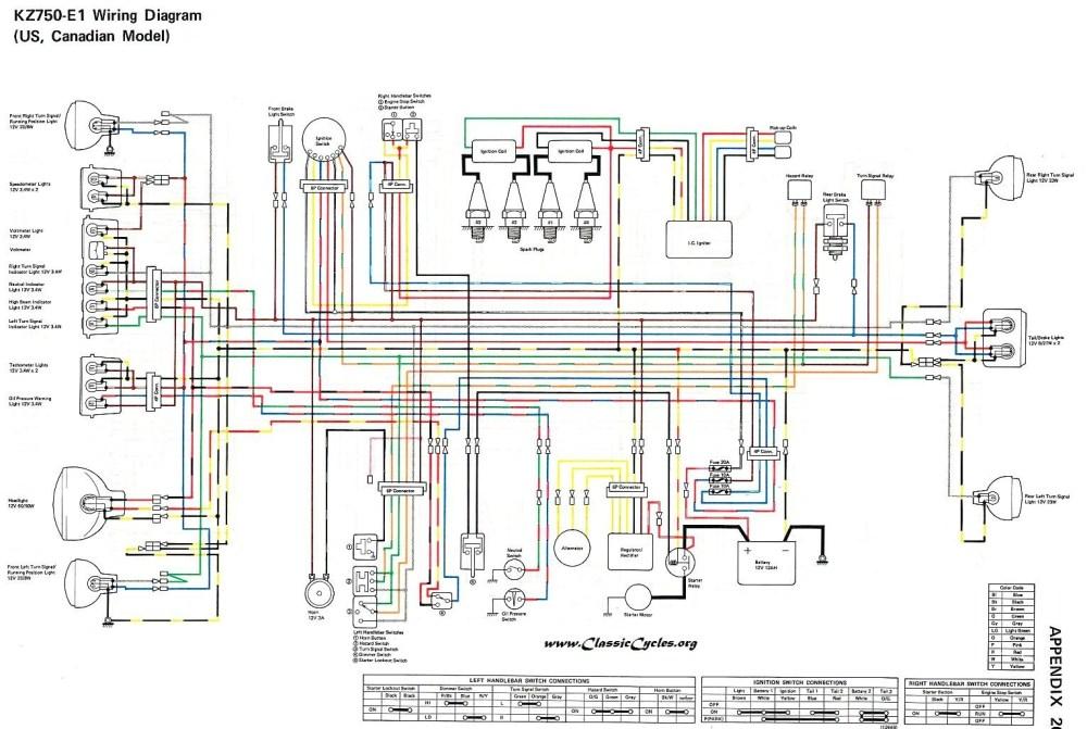 medium resolution of cb750 wiring diagram in addition puch wiring diagram honda mb5 rh 45 76 235 155 at