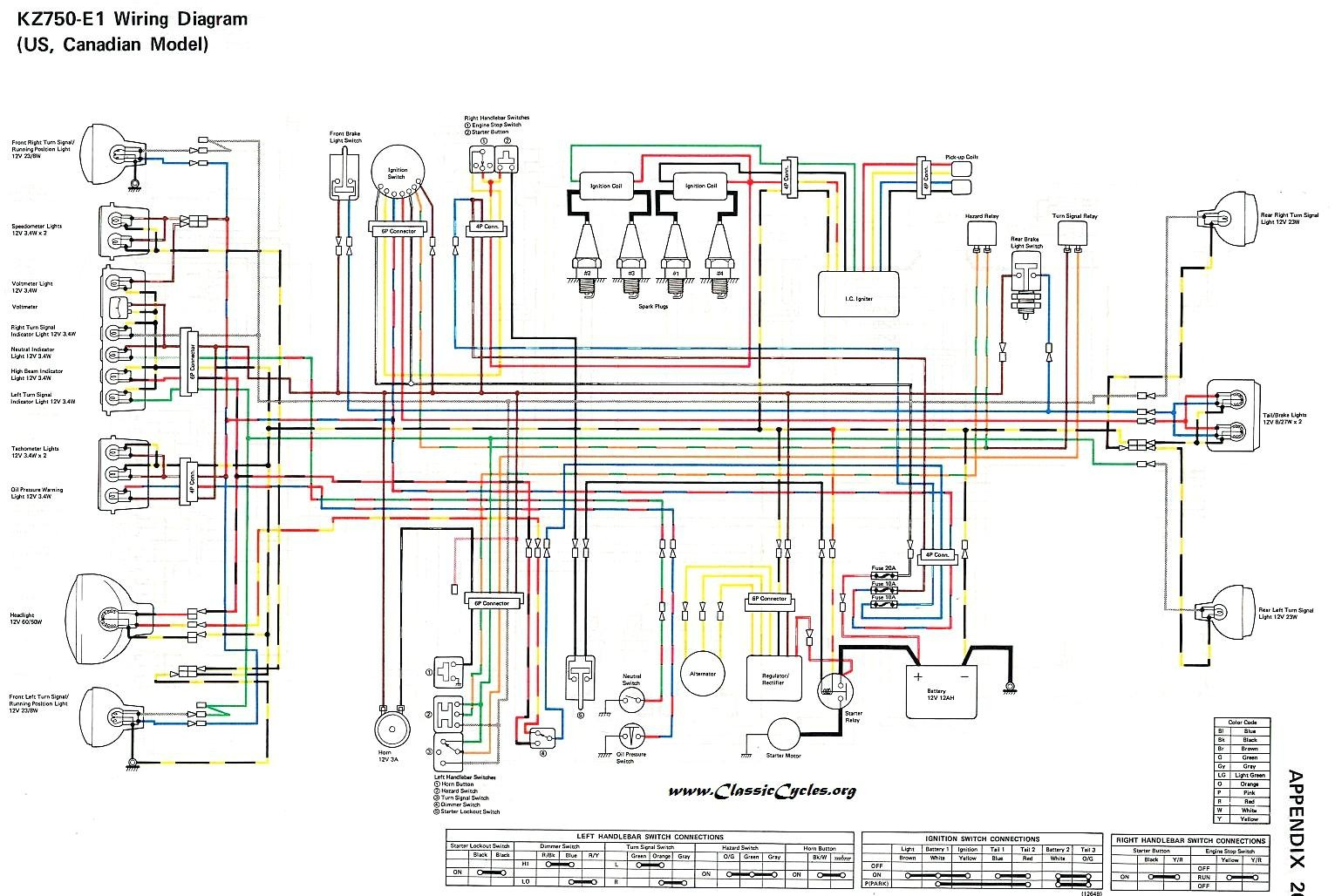 hight resolution of cb750 wiring diagram in addition puch wiring diagram honda mb5 rh 45 76 235 155 at