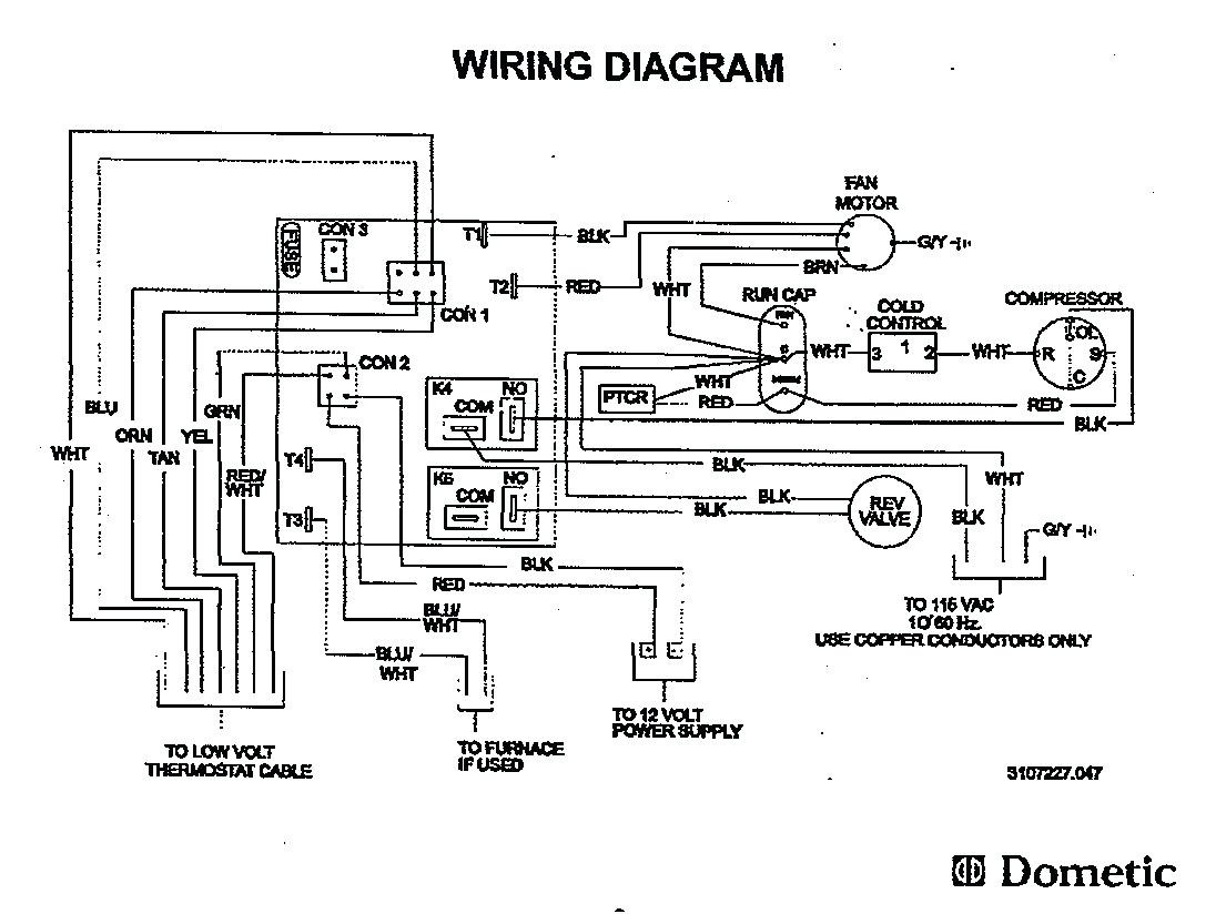 Copeland Semi Hermetic Compressors Wiring Diagram