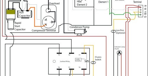 small resolution of 86 lockout relay wiring diagram wiring library relay schematic full size of central air conditioner