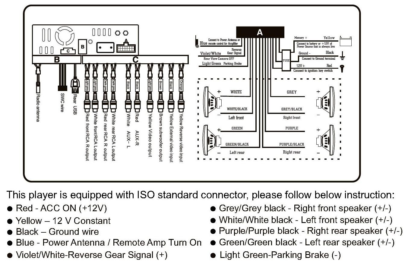 vz wiring diagram stereo pioneer dvd head unit clarion vz401 elegant image
