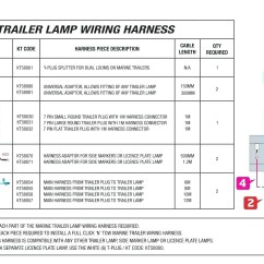 Small Boat Trailer Wiring Diagram Jvc Kd R520 Ram 7 Pin Best Site Harness