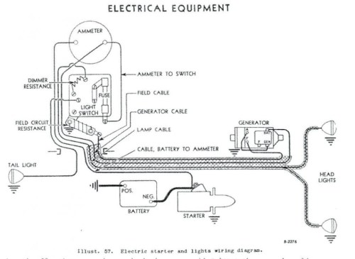 small resolution of farmall m generator diagram wiring diagrams wni farmall h 6 volt generator wiring diagram free download