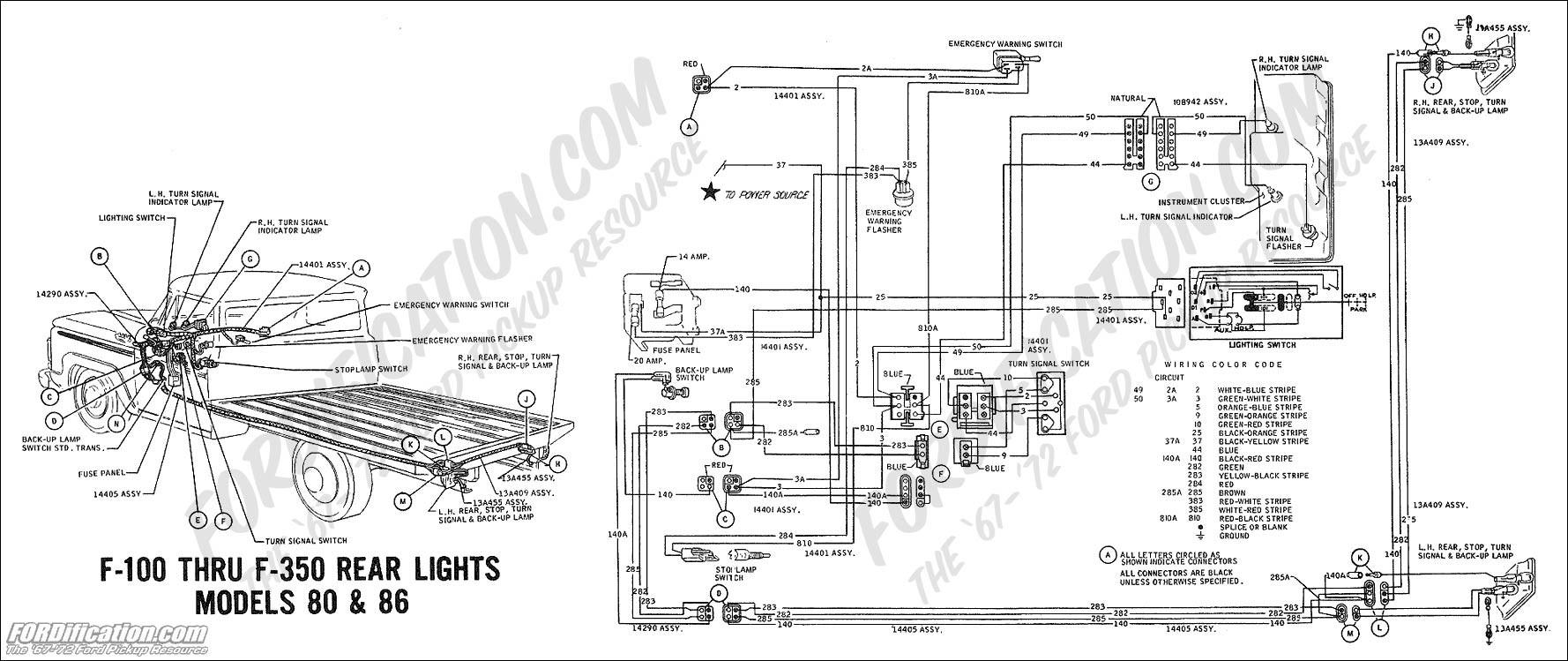[DIAGRAM] 2013 F350 Tail Light Wiring Diagram FULL Version