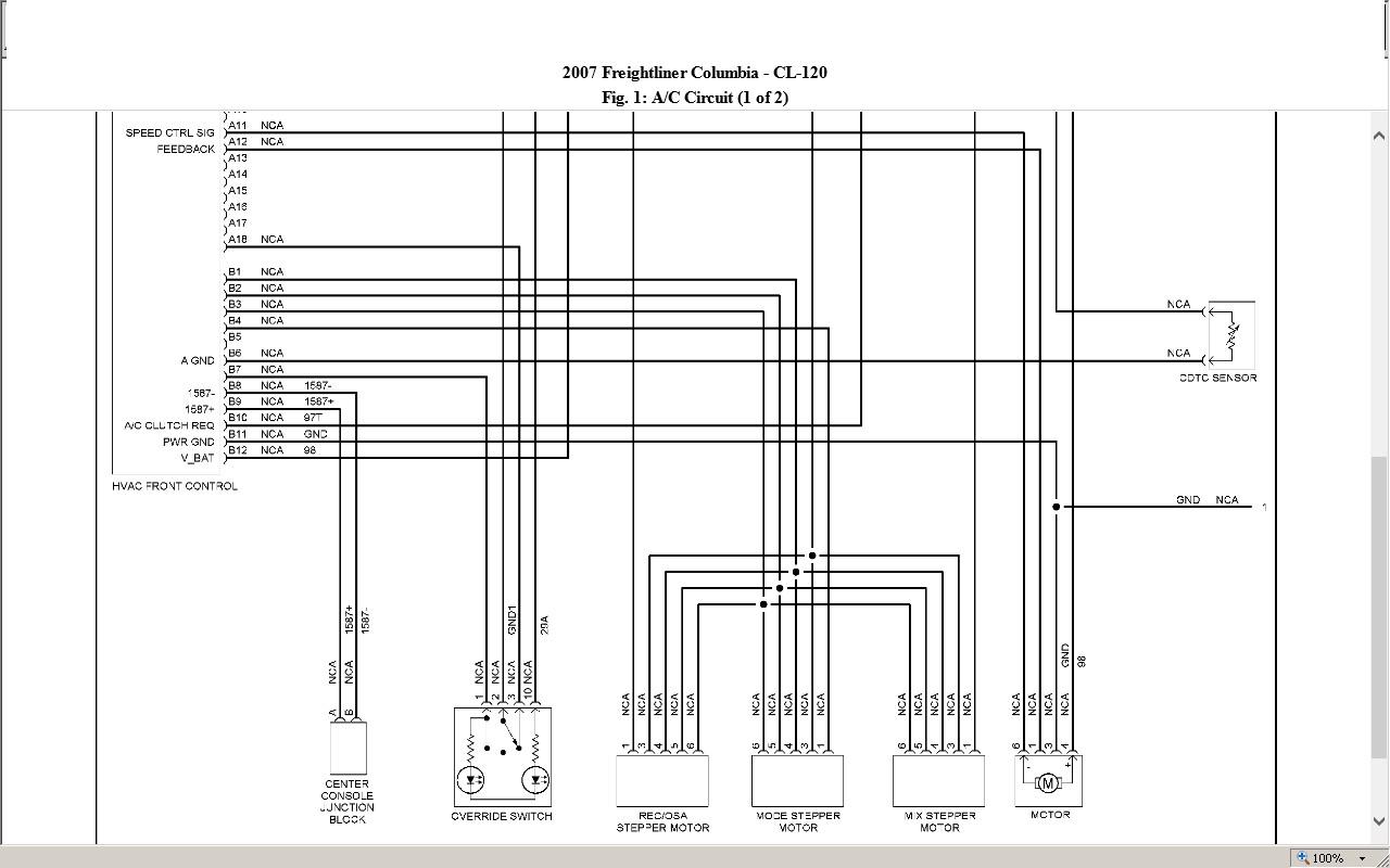 hight resolution of freightliner bus wiring diagram opinions about wiring diagram u2022 rh voterid co 2006 freightliner wiring schematics