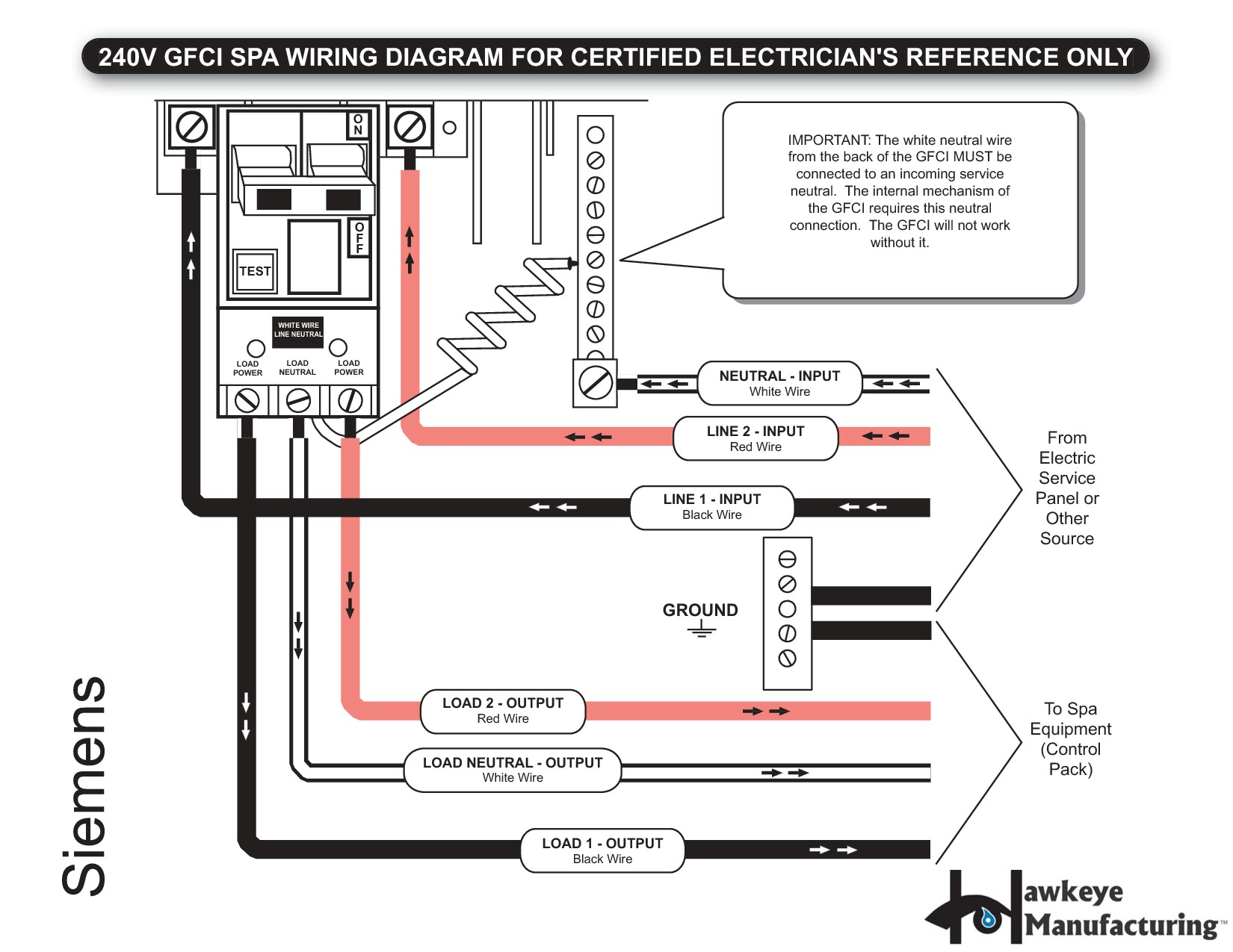 Gfci Circuit Breaker Wiring Diagram Best Of
