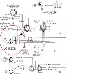 Fuel Sender Wiring Diagram  Wiring Diagram