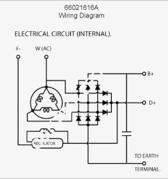 single wire alternator conversion diagram [ 989 x 990 Pixel ]