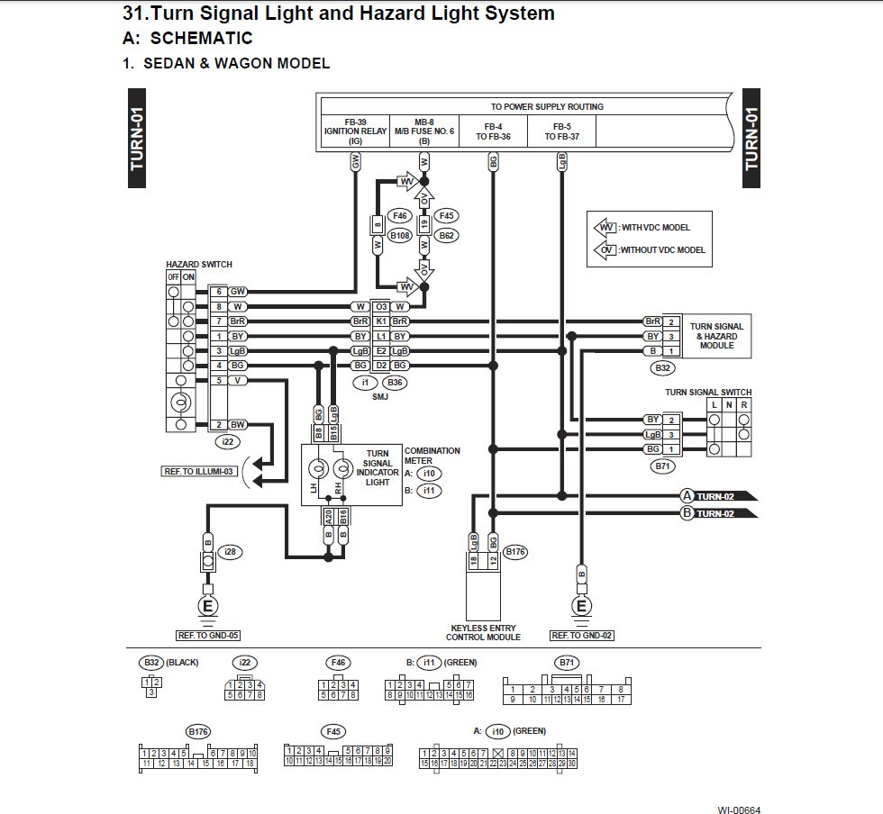 Gm Turn Signal Switch Wiring Diagram Inspirational