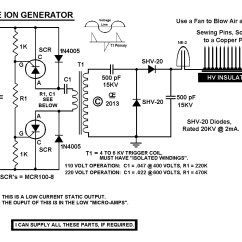 High Voltage Circuit Diagram Mail Flow In Exchange 2010 Generator Wiring Image